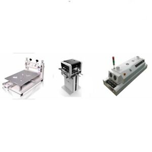 Neoden4 Smt Pick And Place Line Smt Solder Printer Reflow Oven T5 J