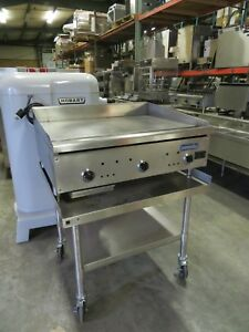 Imperial Range Isae 36 Snap Action Griddle W 3 Griddle Burners 36 X 24