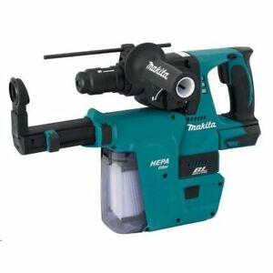 Makita Xrh01zvx 18v Cordless Lithium ion Brushless 1 Sds plus Rotary Hammer Hep