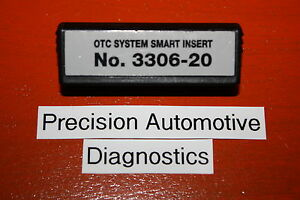Otc 3306 20 Smart Insert Asian Imports Genisys Determinator Scanner Cable System