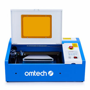 40w 12 x8 30x20cm Co2 Laser Engraver Cutter Engraving Cutting Machine K40