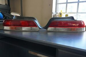 Jdm 1997 2001 Honda Prelude Tail Lights Lamps Oem Bb6 Bb8 Tail Lights 2