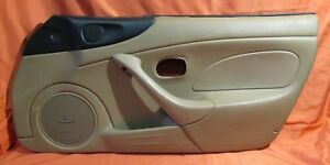 2001 2005 Mazda Mx 5 Miata Passenger Side Door Panel With Tweeter No 814