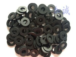 2000 Pc Lot M14 X23x3mm 1 Od 5 8 Id Flat Rubber Washer Faucet Grommet O ring