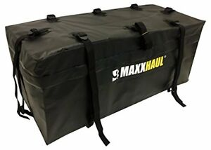 Maxxhaul 70209 Hitch Mount Waterproof Rainproof Cargo Carrier Bag 47