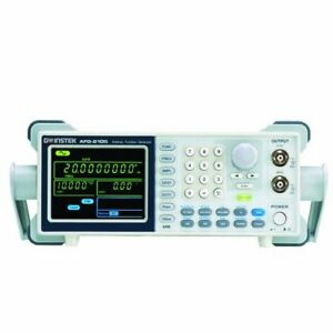 Gw Instek Afg 2105 Arbitrary Dds Function Generator With Counter Sweep Am Fm