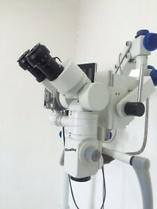 Neurosurgery 3 Step Surgery Surgical Microscope Equipment Free Shipping