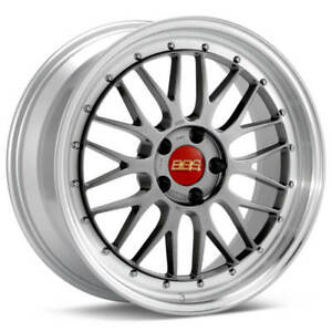 Bbs Lm Black With Polished Lip 19x8 5 48 5x112