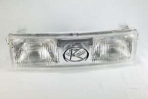 Kubota Headlight L3408 L4508 L2808 Front Lamps Light Lens Cover Tractor Assembly