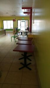 Used Restaurant Tables And Chairs All For 80 00