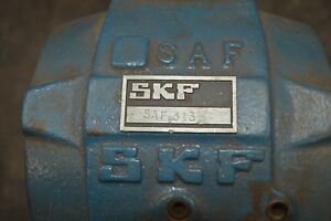 Skf Saf 313 Pillow Block Housing Two bolt Base Split Pillow Block