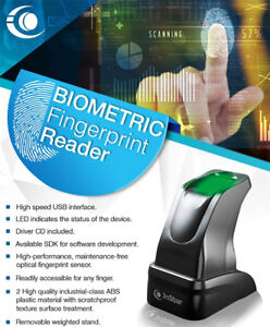 3nstar Biometric High Speed Usb Fingerprint Reader Ta010 New
