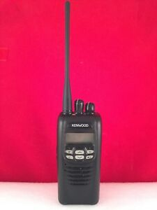 Kenwood Nx 300 K Uhf 450 512 Mhz Radio With Battery Antenna And Charger