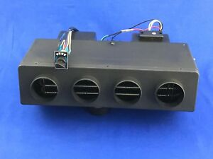 Universal Car And Truck Heater 12v Under Dash Cm 404 000 12v Heater Hd