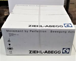 Ziehl abegg Fc040 4dq 2f a7 Axial Fan 230 460vac 50 60hz new In Factory Box