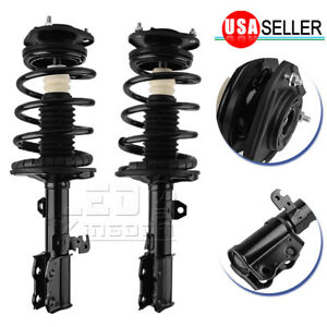 Front Quick Strut Coil Spring For Toyota Corolla 2003 2004 2005 2006 2007 2008