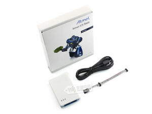 Atmel ice Basic Kit For Atmel Sam And Avr Microcontrollers With Adapter cable