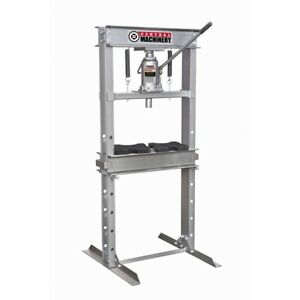 20 Ton H Frame Industrial Heavy Duty Floor Shop Press Garage Tools Projects New
