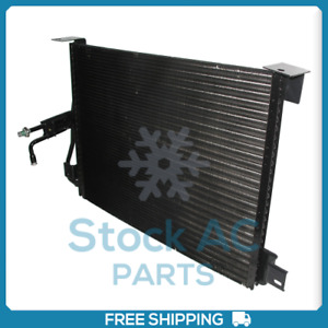 New A C Condenser For Jeep Grand Cherokee Grand Wagoneer Uq