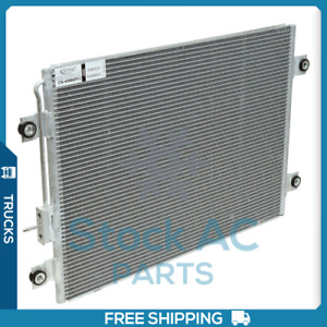 New A c Condenser For Freightliner Business Class M2 M2 M2 106 M2 112 Qr
