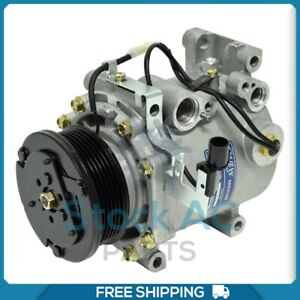 New A c Compressor For Mitsubishi Eclipse Endeavor Galant 3 8l 2005 To 2012