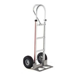 Magliner Self Stabilizing Folding Nose Hand Truck 115a u 1080 f3 302918 ss