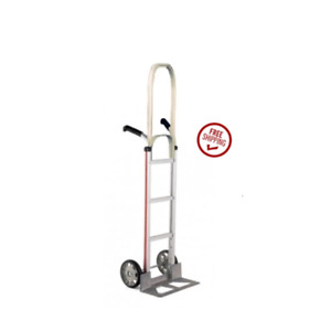 Magliner Double Grip Handle 18 Nose 8 Tire Hand Truck 500 Cap 68 Tall