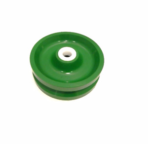 Solid Polyurethane V groove Wheel 6 X 2 With 3 4 Id Wet Environment Bearing