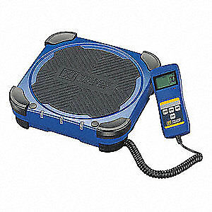 Yellow Jacket Refrigerant Charging Scale 220 Lb 68862