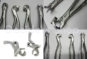 Complete Dental Extraction Package Standard Molar Pedo And Crown Removers
