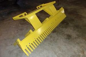 72 Eliminator Scarifier Landscaping Rake Skid Steer Attachment fast Shipping
