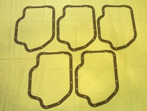 Gm Th400 Transmission Oil Pan Gasket Cork 5 Pack Of Gaskets 1964 Up