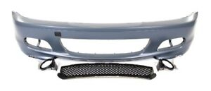 Bmw E46 Mtech M Tech Style Front Bumper Without Clear Fog Lights 2000 06 Coupes