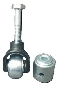 Clarke B2 Edger Wheel With Bearing part s 12203a 51128a