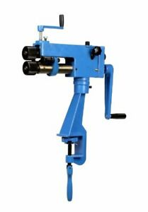 Erie Tools Rotary Machine Bead Roller Sheet Metal Forming Steel Bender Hvac