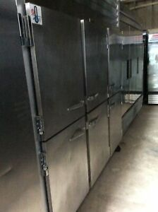 Traulsen G3000 Three section Reach In Self contained Refrigerator