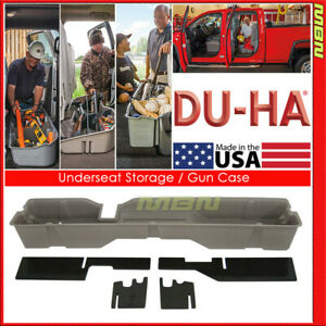 Du ha For 04 08 Ford F 150 Supercab Supercrew Light Gray 20012 Underseat Storage