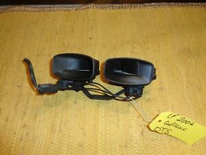 06 07 08 09 10 Cadillac Dts Horn 20878369 With Plug Pigtail A 24