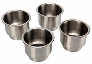 20pcs Stainless Steel Cup Drink Holder Marine Boat Rv Camper us Free Ship Ean