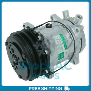 New Air Conditioning Compressor Application Universal Truck Vans
