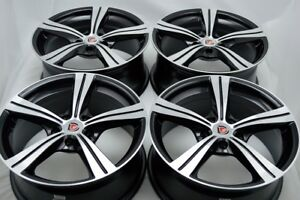 17 Wheels Rims Accord Civic Camry Eclipse Crz Hrv Crv Rav4 Legend Tc Tsx 5x114 3