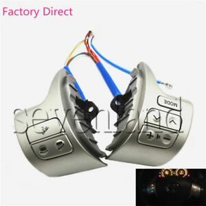 Sl 84250 02200 Bluetooth Steering Wheel Audio Control Switch For Toyota Corolla