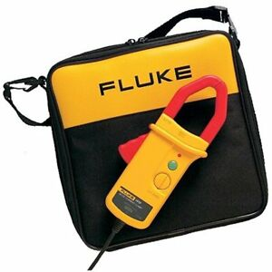 Networking Products Fluke I410 kit Ac dc Current Clamp Kit Carry Case 600v 400a