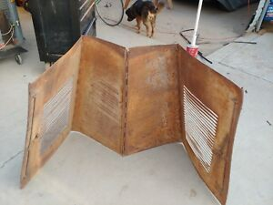 1930 1931 Ford Dodge Chevy Engine Hood Side Cover All Original Rat Rod Hood