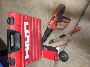 Hilti Dx460 Dx 460 Powder Actuated Nail Gun Fastening Tool X 460 f8 Nose Cone