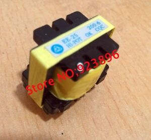 1pcs Welding High Frequency Transformer Inverter Ee25 200 6 Switch Power Supply