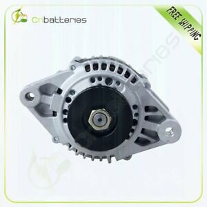 New Alternator Fit For Nissan Frontier Pickup 2 4l 1998 2004 12v Ahi0062 13778