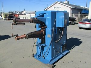 Acme Janda 100kva 36 Spot Welder With Technitron T2050 Controls