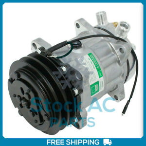 New Genuine Air Compressor Sd7h15 Application Universal Truck vans