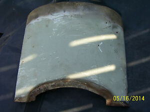 Vintage Massey Ferguson 90 Tractor lower Dash Cover 1964
